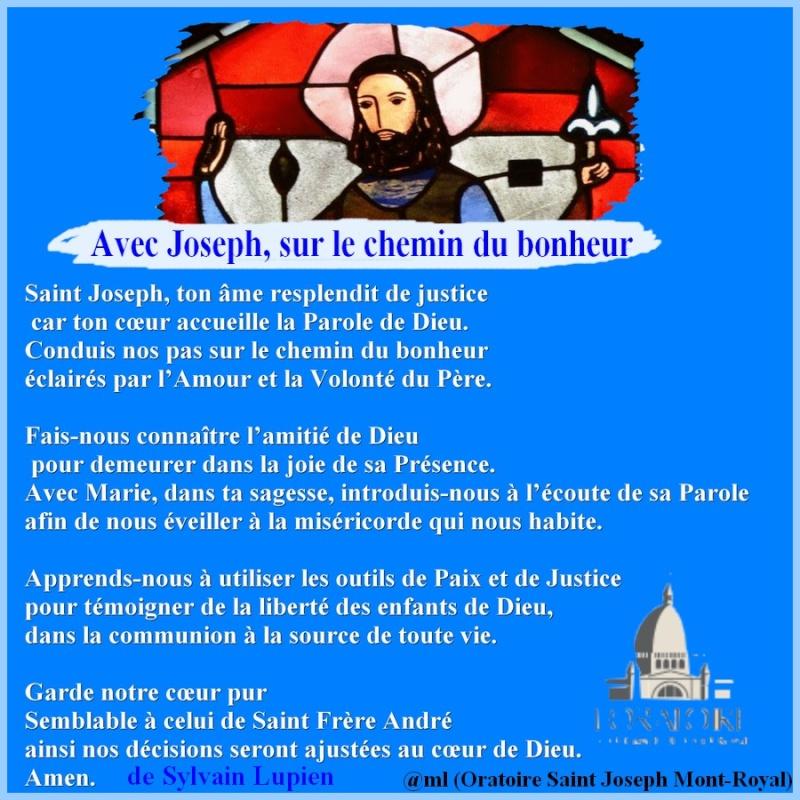 9 Jours avec Saint Joseph époux de Marie vers le 19 Mars  Neuvai10