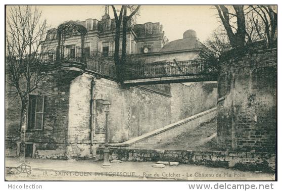 La reine à St.Ouen, chez M. de Nivernais 475_0010