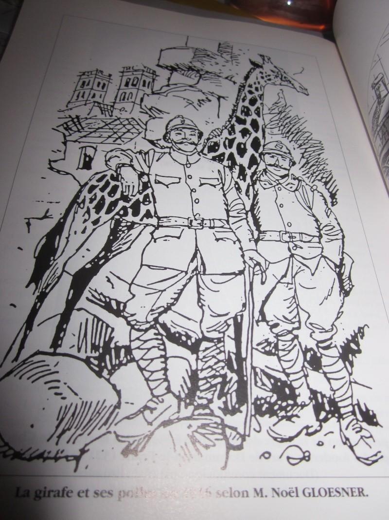ZARAFA - La girafe de Charles X, dite Zarafa Img_0014