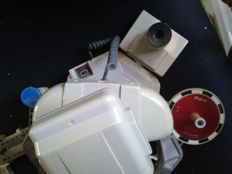Robot Rob fonctionnel pour Nes 2015-041