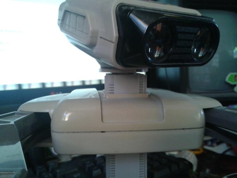 Robot Rob fonctionnel pour Nes 2015-044