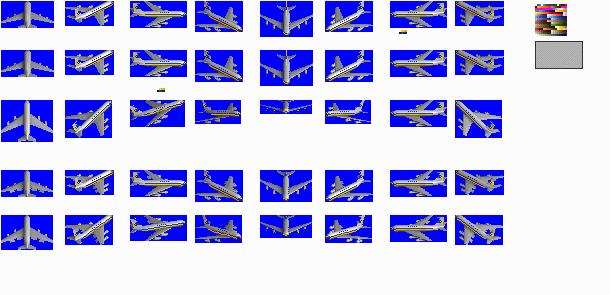 [WIP] B707-420 Luftha10