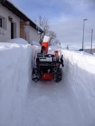 Albi sous la neige  Neige10
