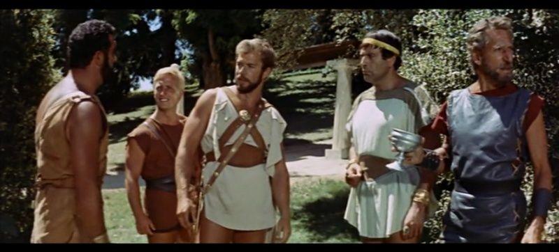 Les 7 gladiateurs. 1962. Pedro Lagaza. Vlcsna12