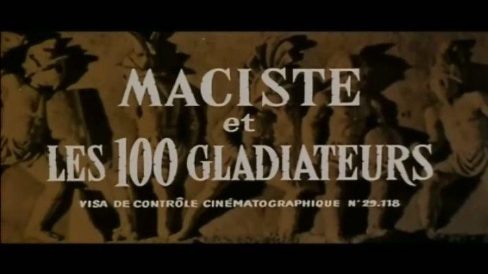 Maciste et les 100 Gladiateurs-Maciste Gladiatore Di Sparta-1965-Mario CAIANO Vlcsna20