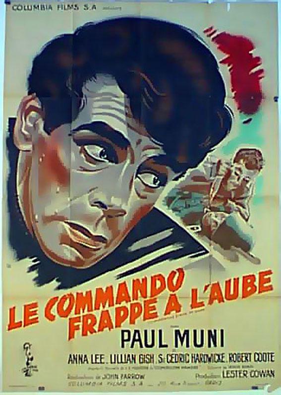 Le Commando frappe à l'aube - Commandos Strike at Dawn - 1942 - John Farrow 1674610