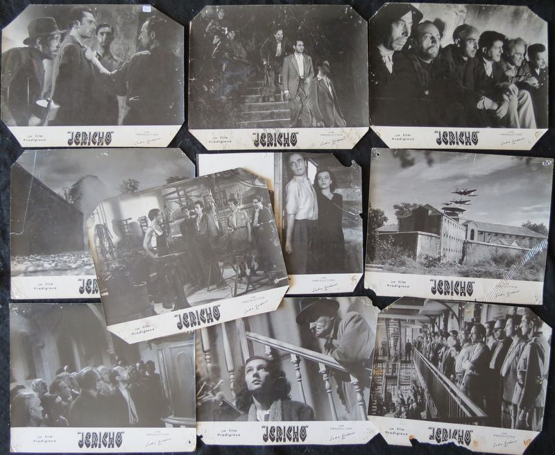 Jéricho- 1945- Henri Calef 99517310