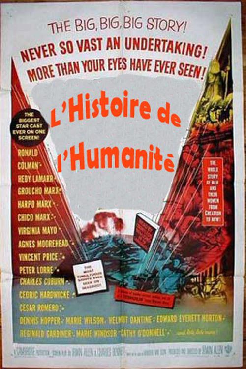 L'histoire de l'humanité- Story of Mankind- 1957- Irwin Allen Em9hnj10