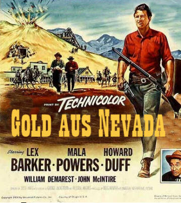 La montagne jaune- The Yellow Mountain- 1954- Jesse Hibbs Gold_a10