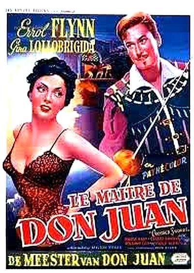 Le maitre de Don Juan-Il maestro di Don Giovanni- 1954-Milton Krims Le-mai10