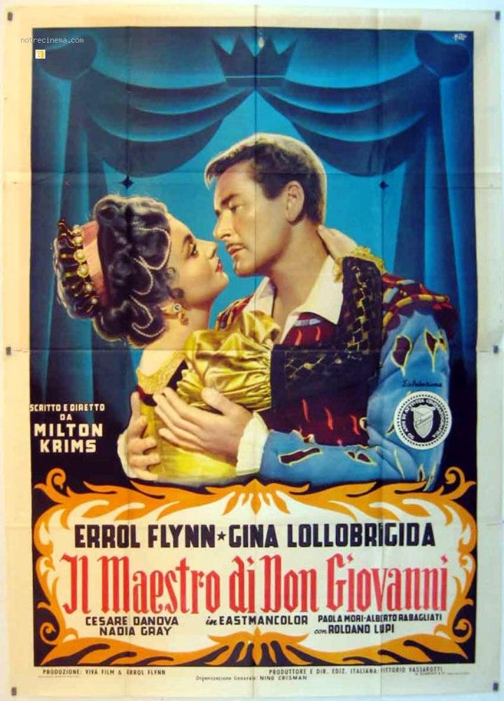 Le maitre de Don Juan-Il maestro di Don Giovanni- 1954-Milton Krims Le-mai11