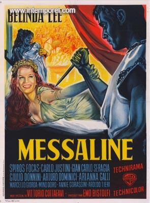Messaline- Messalina, venere Imperatrice- 1960 - Vittorio Cottafavi Messal10