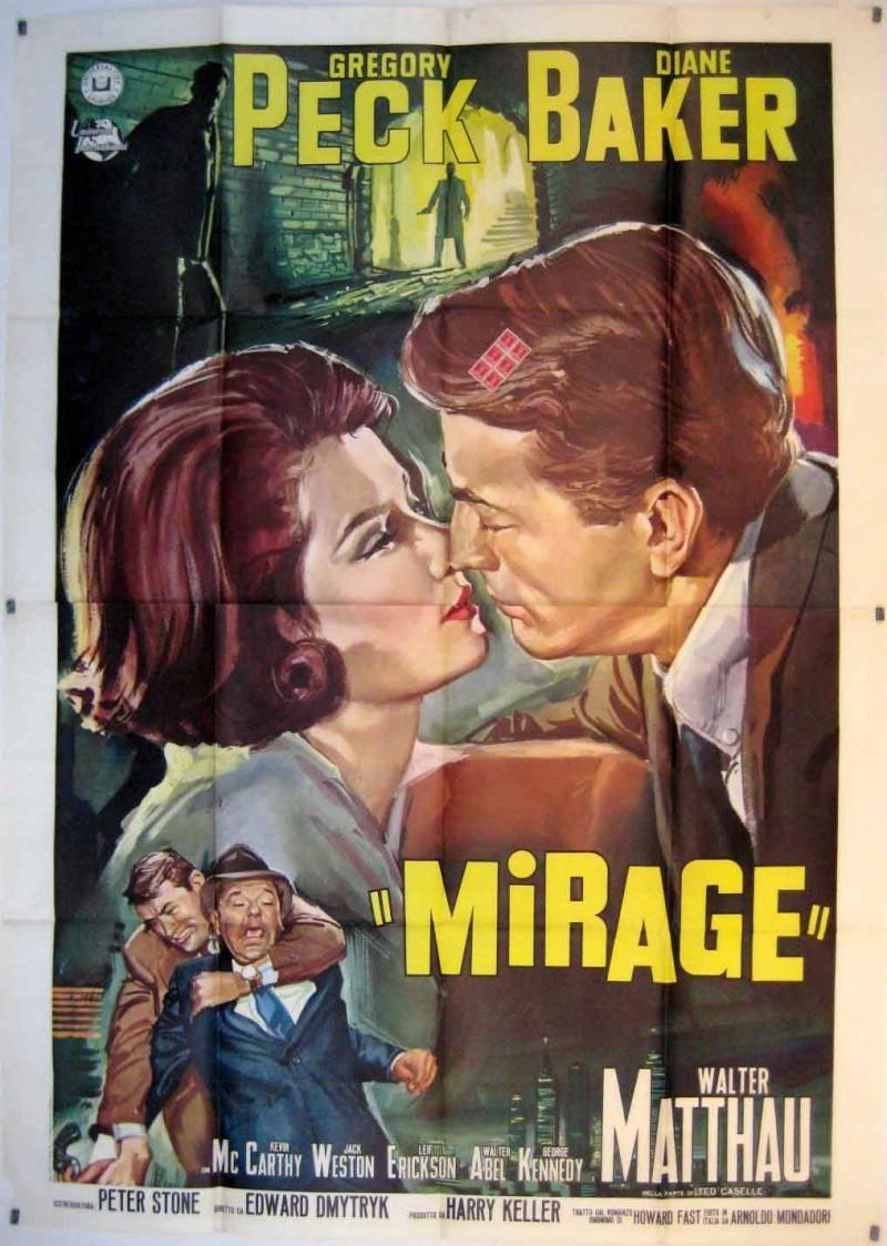 Mirage - 1965 - Edward Dmytryk Mirage10