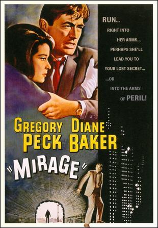 Mirage - 1965 - Edward Dmytryk Movie_10