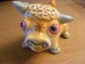 Italian pottery bull - Freccia di Tarcisio Tosin Potter14