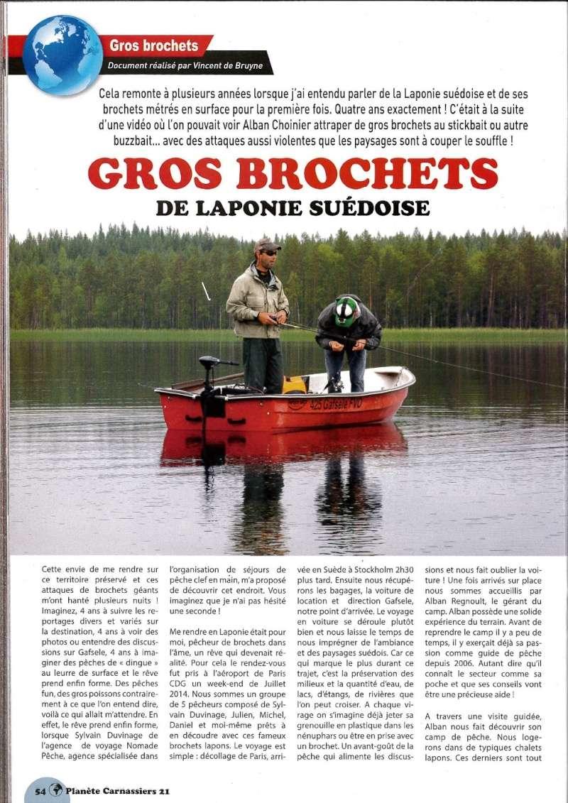Séjour Suède et blog : Fishing Aventures  Pc110
