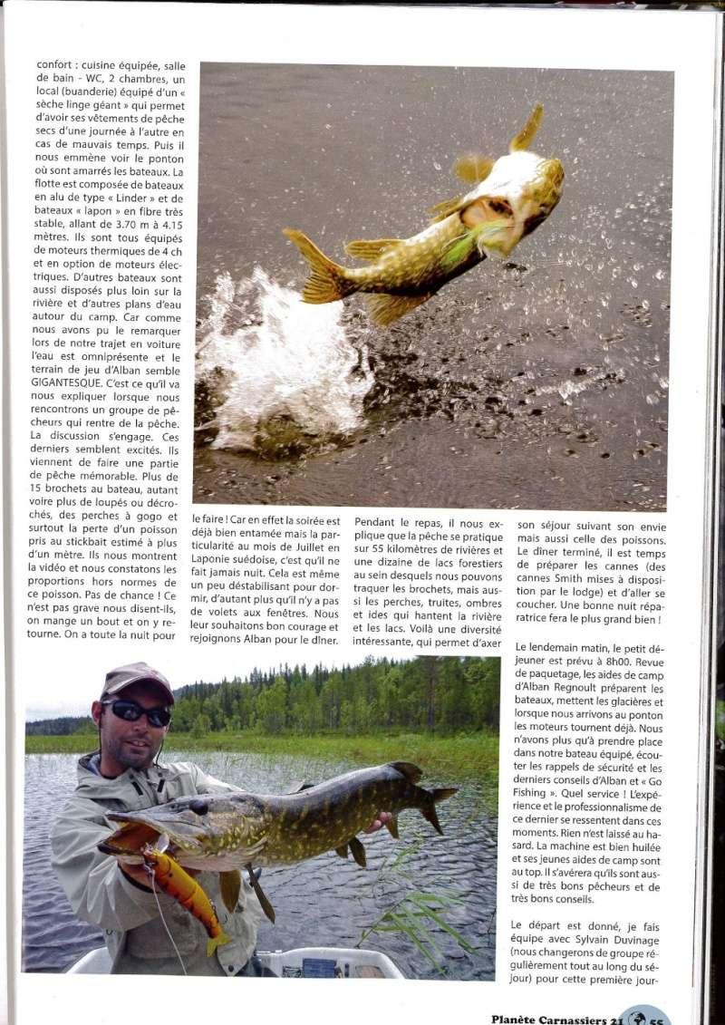 Séjour Suède et blog : Fishing Aventures  Pc211