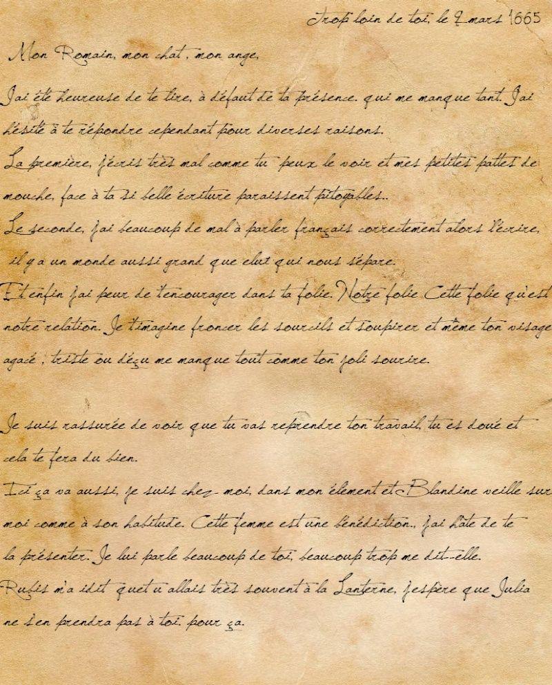 [RP] Correspondance Paris-Lyon Lettre10