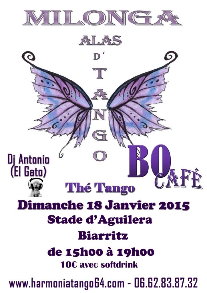 Milonga Alas D'Tango - Biarritz Milong10