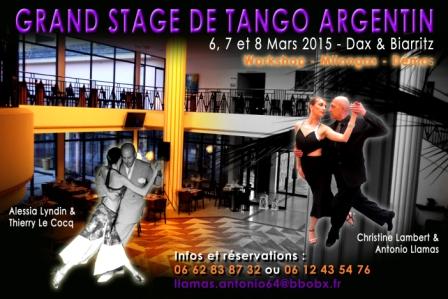 Stage avec Christine, Alessia, Antonio et Thierry à Biarritz Pub20s10