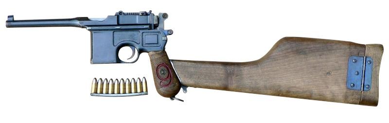 Y s'en vient---Yé arrivé - Page 2 Mauser10