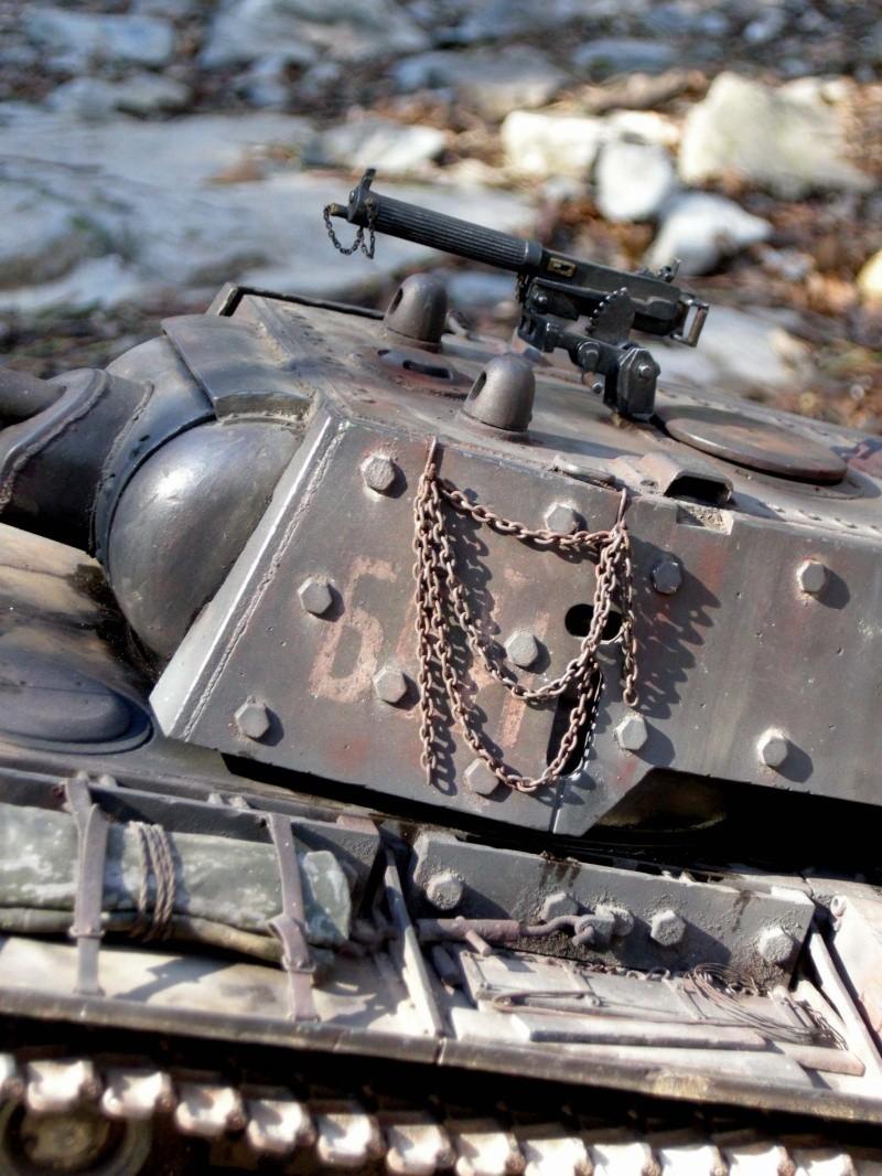 KV1 H L  con scafo e cingoli in metallo 5a10