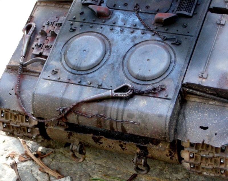 KV1 H L  con scafo e cingoli in metallo 610