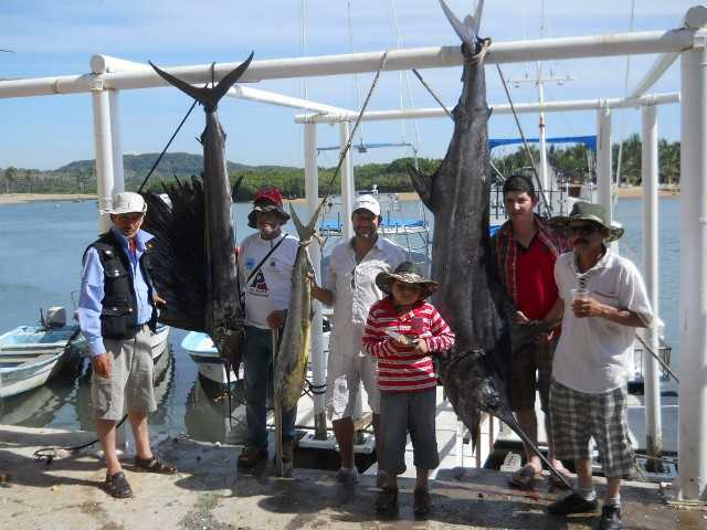 Barra Fishing Report Jan. 17 Fish-b10