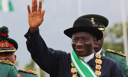 Nigeria, le holdup du millinaire 90 milliards de Dollars Jonath10