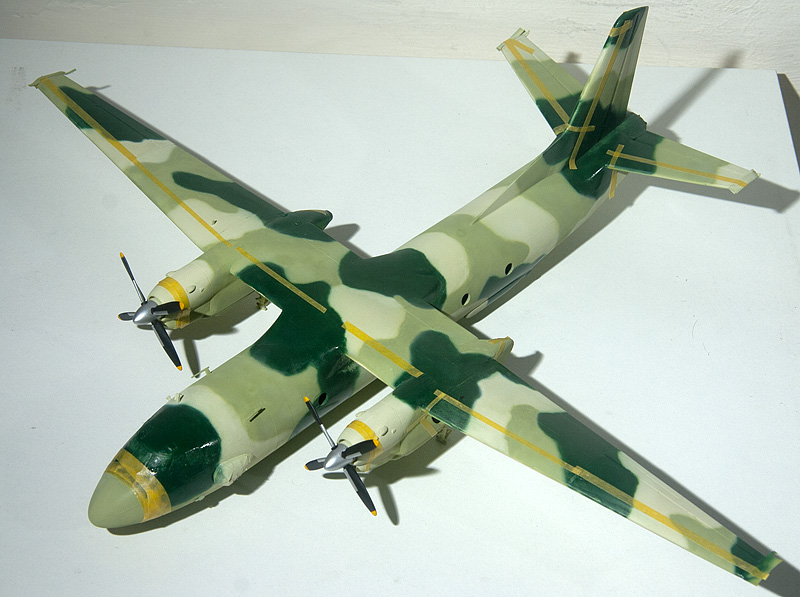Amodel An-26 in Polish markings 8988_a10