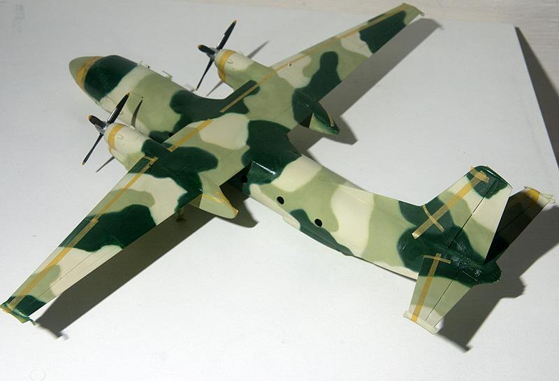 Amodel An-26 in Polish markings 8990_a10