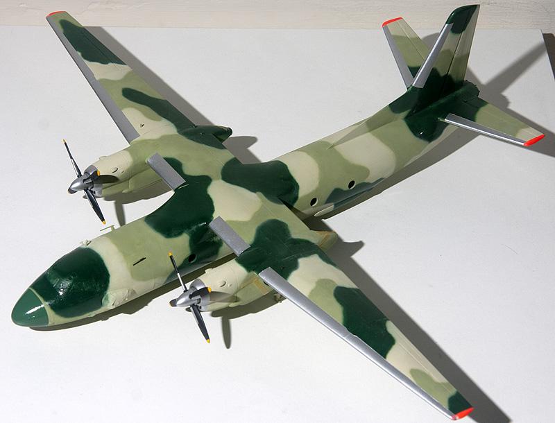 Amodel An-26 in Polish markings 8997_a10