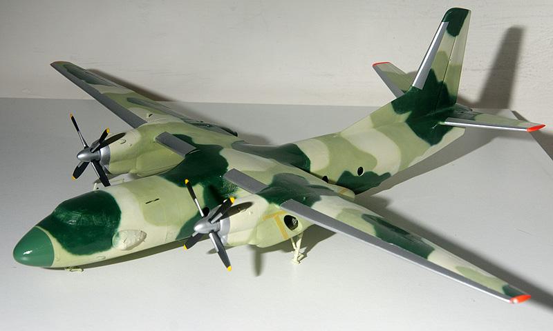 Amodel An-26 in Polish markings 8998_a10