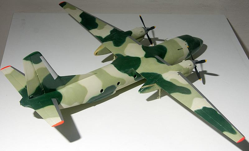 Amodel An-26 in Polish markings 8999_a10