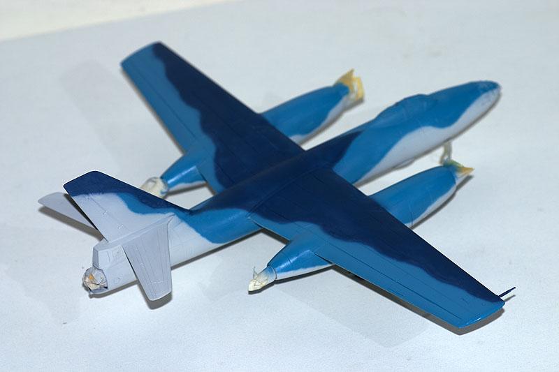Romanian Il-28 (Actually a Harbin H-5R) 9123_h10