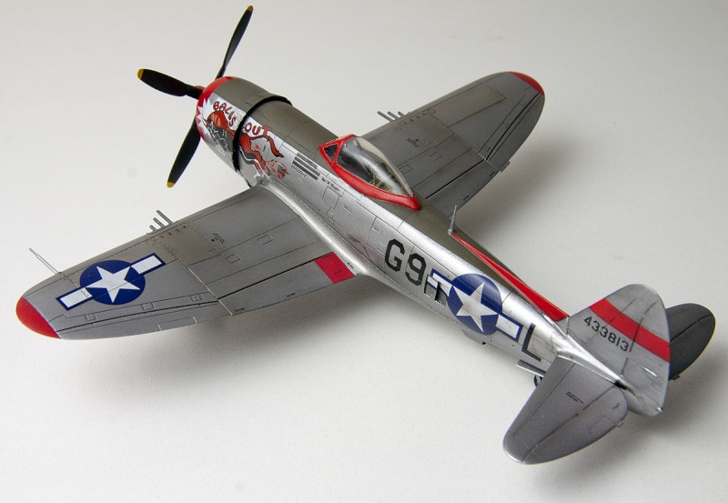Revell P-47D in 1/72nd 9149_p10