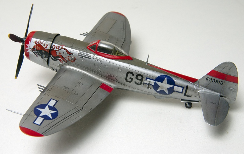 Revell P-47D in 1/72nd 9150_p10