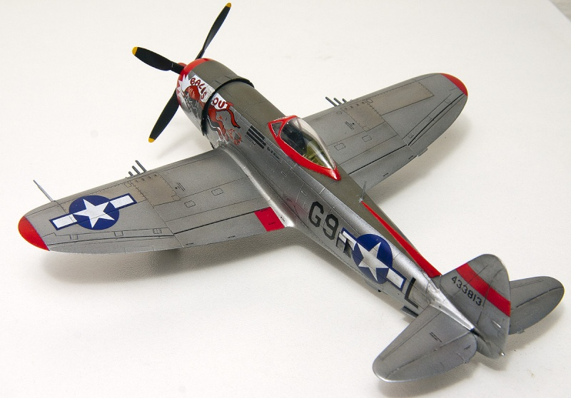 Revell P-47D in 1/72nd 9152_p10