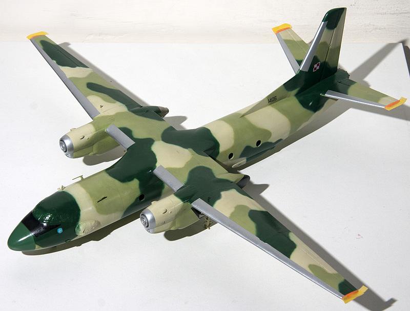 Amodel An-26 in Polish markings 9197_a10