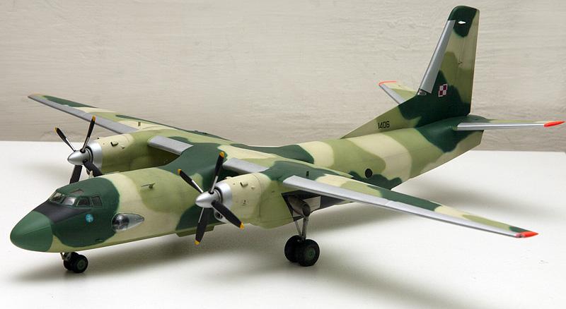 Amodel An-26 in Polish markings 9208_a10