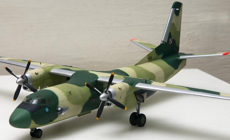 Amodel An-26 in Polish markings 9209_a11