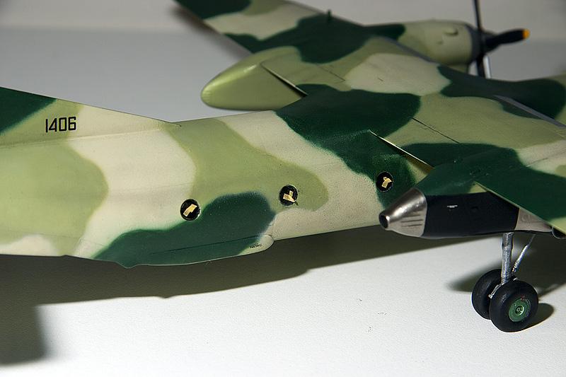 Amodel An-26 in Polish markings 9211_a10