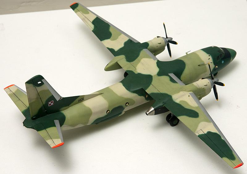 Amodel An-26 in Polish markings 9213_a10