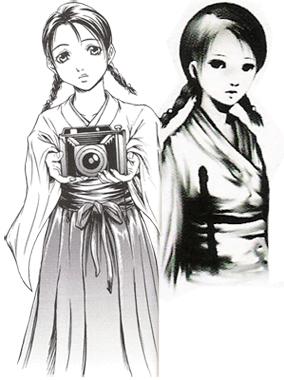 Fatal Frame Ghosts Amanek10