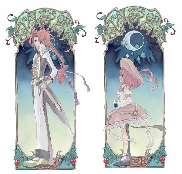 Baten Kaitos Characters Tales_20