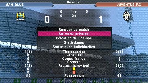 Manchester City 0-1 Juventus  Screen24