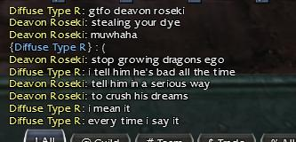 Where has Dragons ego come from? Loldra10