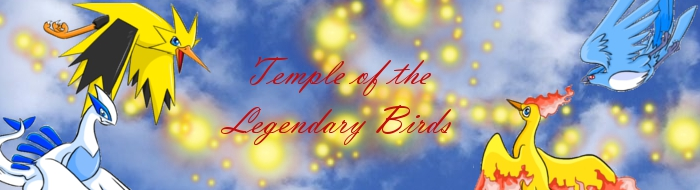 Temple of the Legendary Birds
