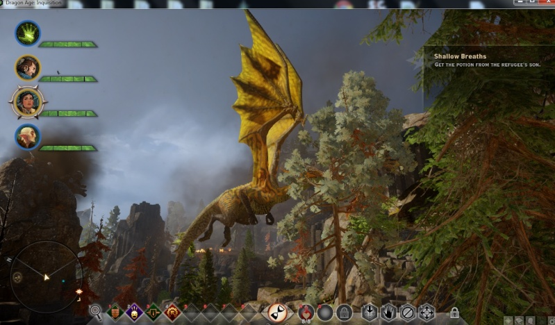 Dragon Age Inquisition: Ask/Help/Share Dragon10