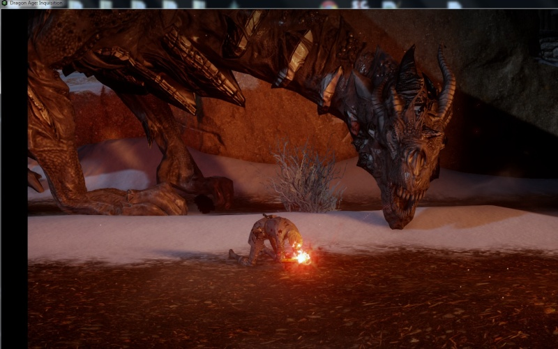 Dragon Age Inquisition: Ask/Help/Share Dragon11